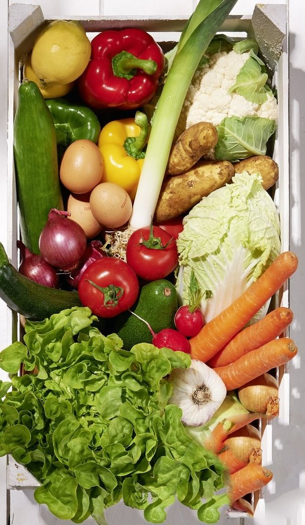 Veggie Box Mini